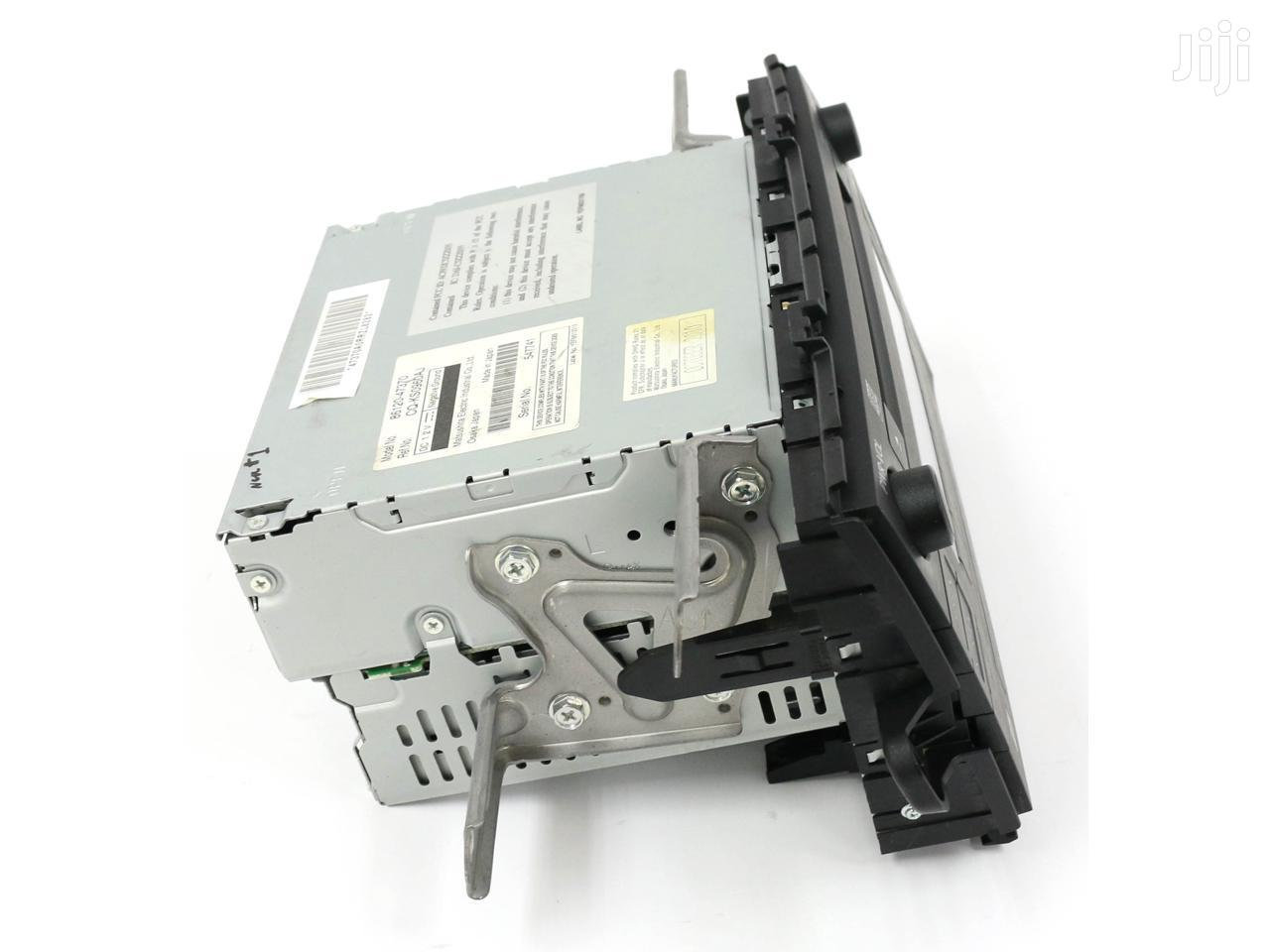 Toyota Prius AM FM Radio CD Player   Vehicle Parts & Accessories for sale in Adenta Municipal, Greater Accra, Ghana