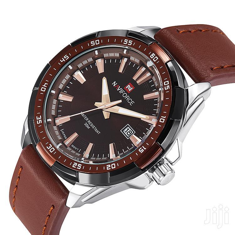 Archive: NAVIFORCE Luxury Watch