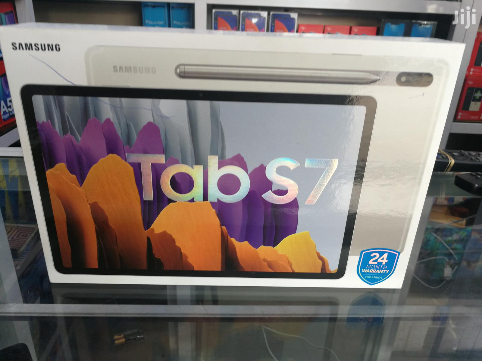 New Samsung Galaxy Tab S7 128 GB | Tablets for sale in Accra Metropolitan, Greater Accra, Ghana