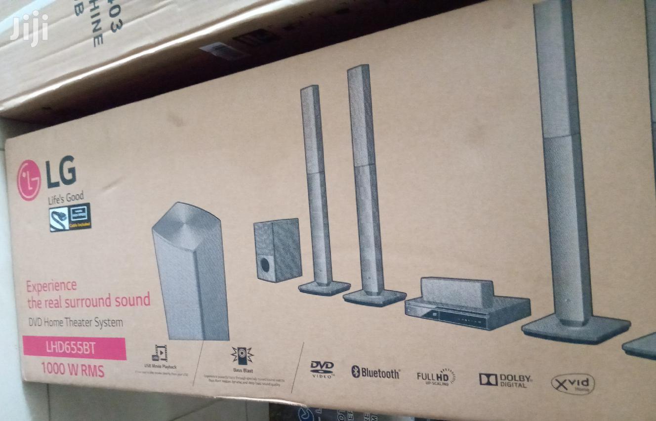 Longer LG USB 1000w Speakers