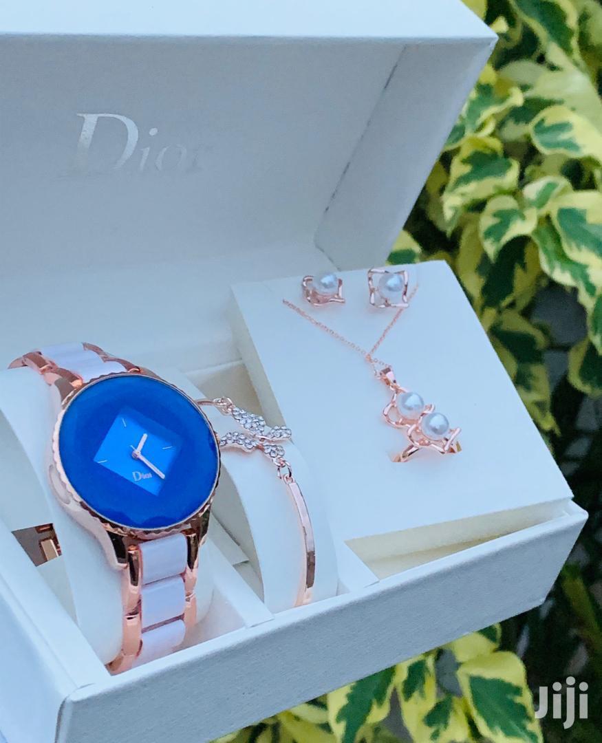 Dior Wristwatch Set