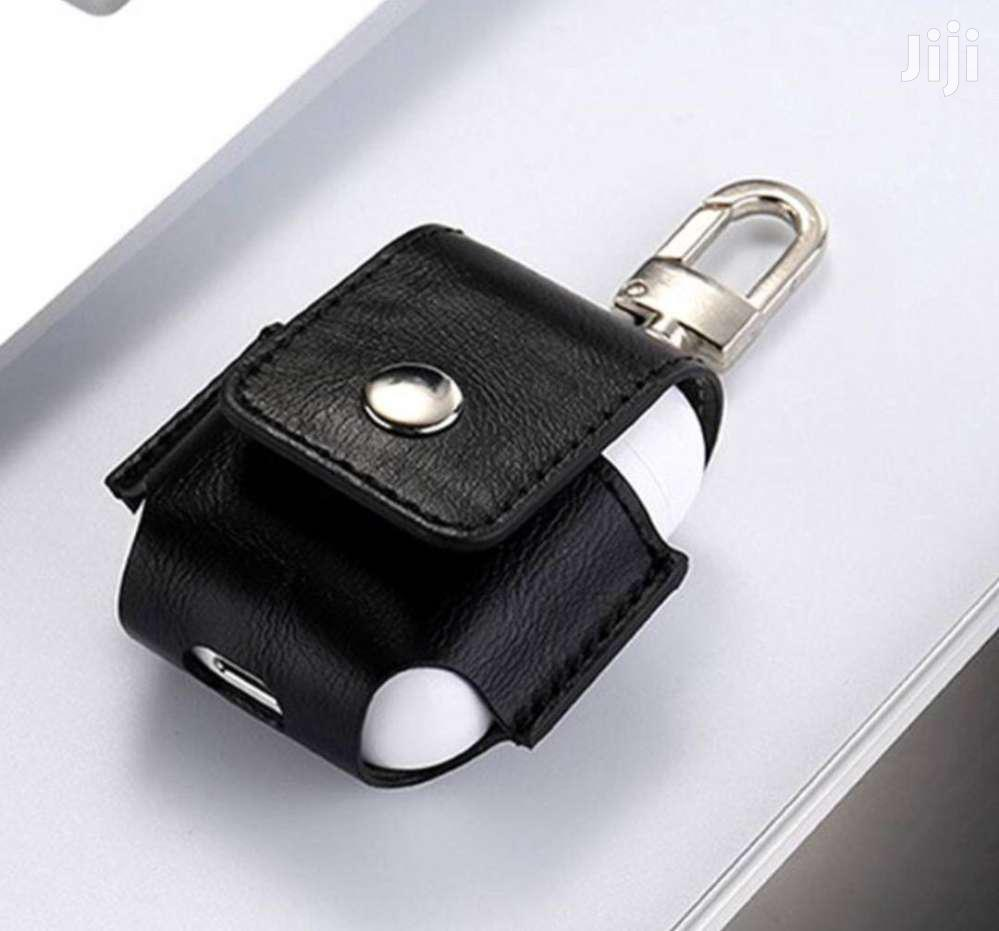 Apple Airpods Protective Case Leather | Accessories & Supplies for Electronics for sale in Dansoman, Greater Accra, Ghana