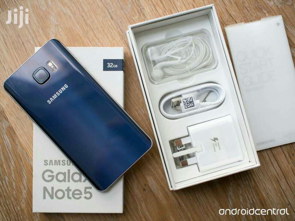 New Samsung Galaxy Note 5 32 GB White
