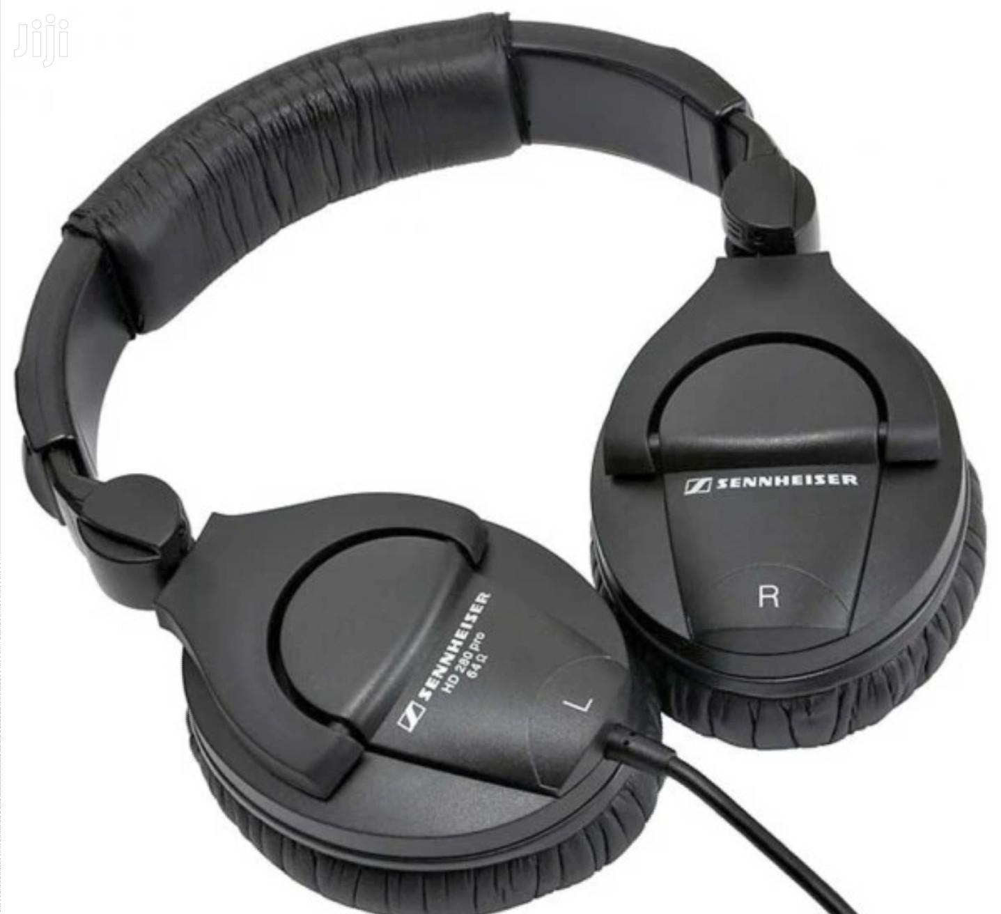 Sennheiser HD 280 Pro for Mixing/Mastering. | Headphones for sale in Madina, Greater Accra, Ghana