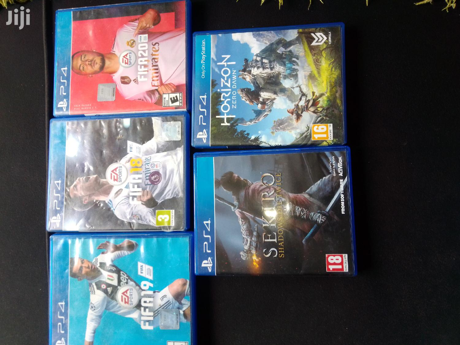 Archive: Ps4 Games