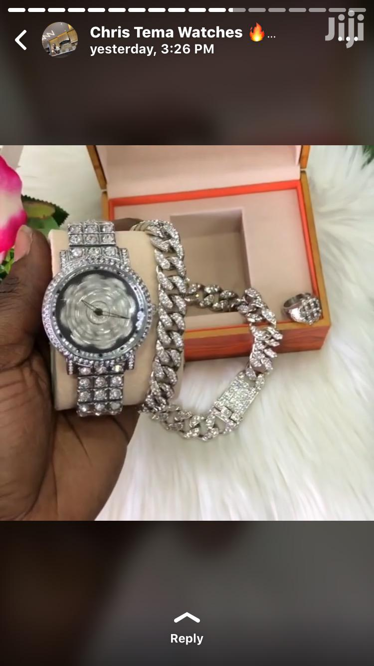 Archive: Watch and Bracelet