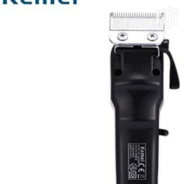 Archive: Kemei Km-809 A Rechargeable Cum Electric Hair Clipper