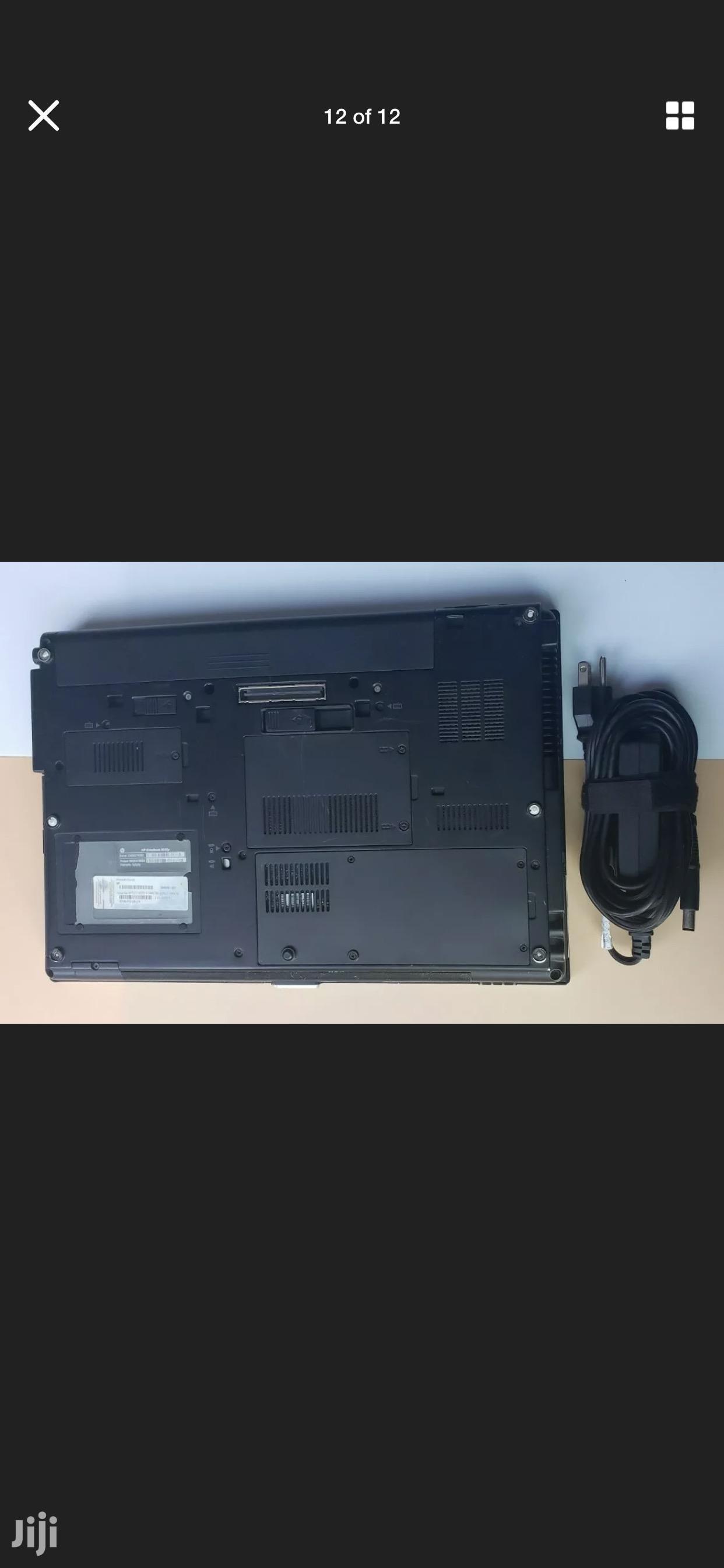 Laptop HP EliteBook 8540P 4GB Intel Core I7 HDD 500GB | Laptops & Computers for sale in Kumasi Metropolitan, Ashanti, Ghana
