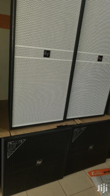Archive: Ev Full Range Pair Of Speakers