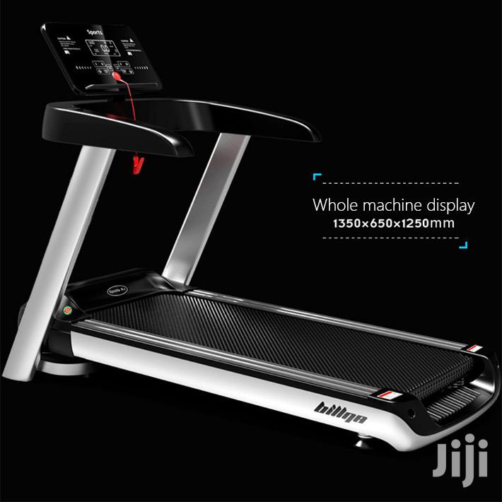 2.0PH Electronic Folding Treadmill