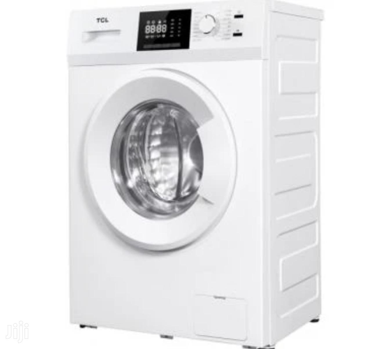 Brand New TCL 6kg Front Load Fully Automatic Washing Machine