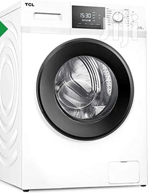 TCL 6kg Front Load Fully Auto Washing Mach(TWF60-Q10105xao5)   Home Appliances for sale in Greater Accra, Accra Metropolitan