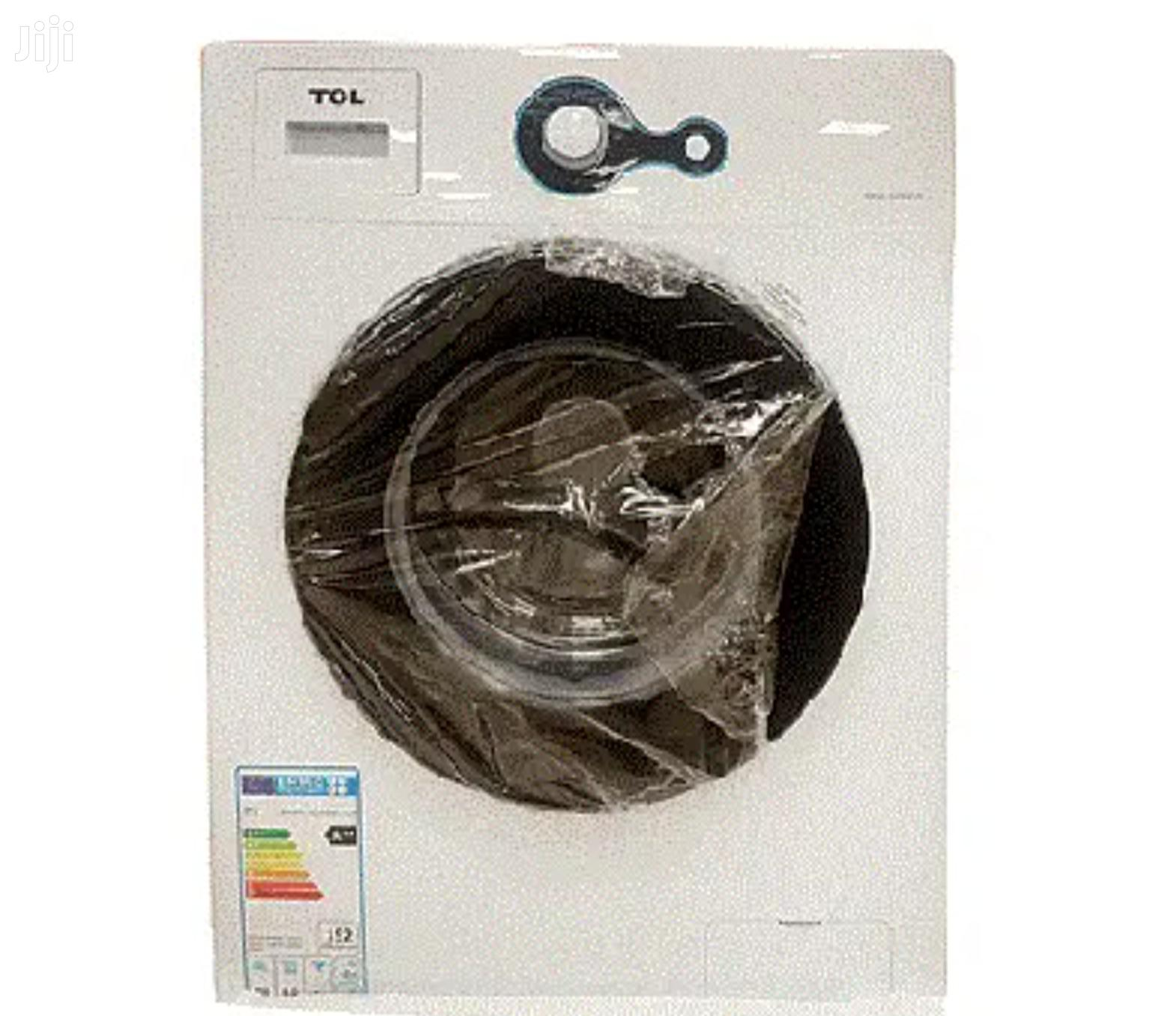 All New TCL 6kg Front Load Fully Automatic Washing Machine