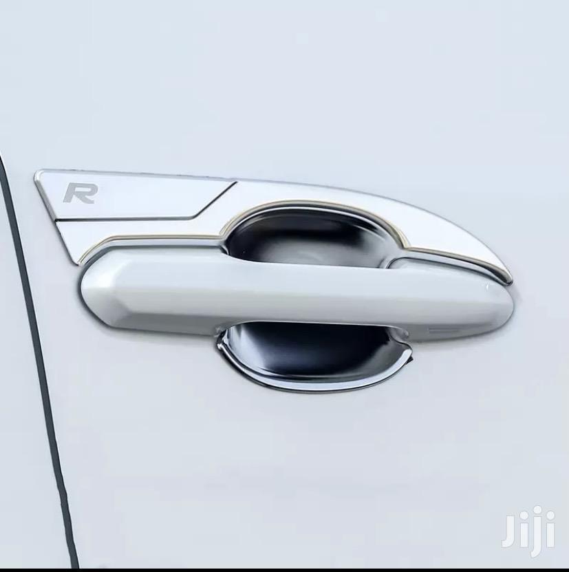 Archive: Toyota RAV4(2019/2020) Models Door Handle
