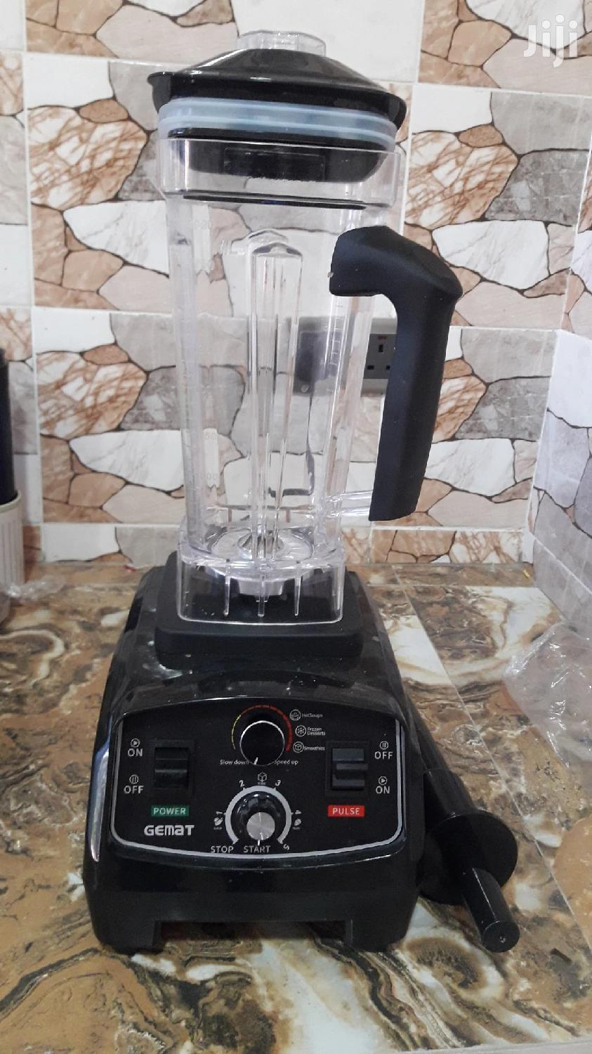 Quality Blender For Dry,Hard And Soft Ingredients | Kitchen Appliances for sale in Avenor Area, Greater Accra, Ghana