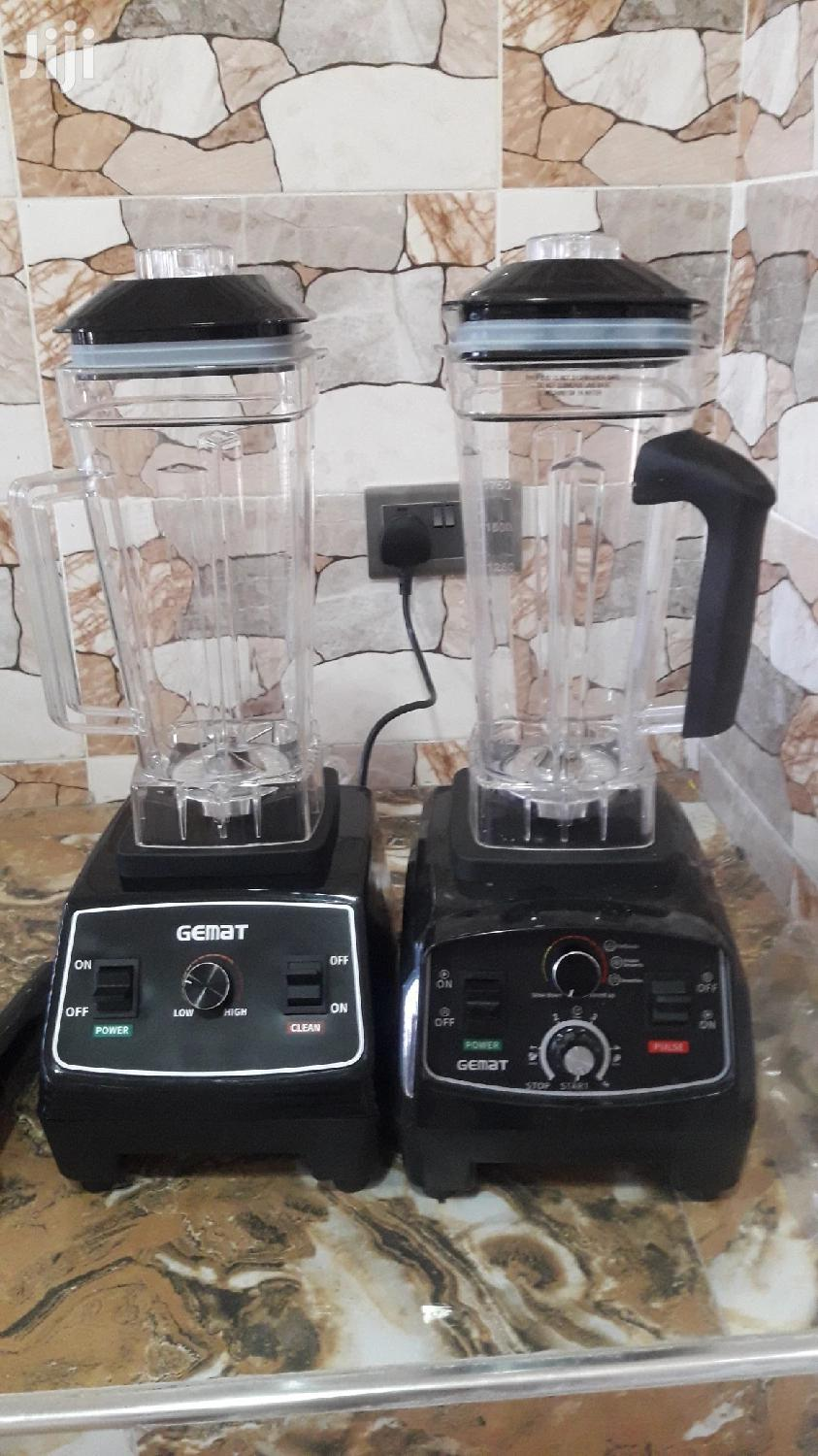 Quality Blender For Dry,Hard And Soft Ingredients
