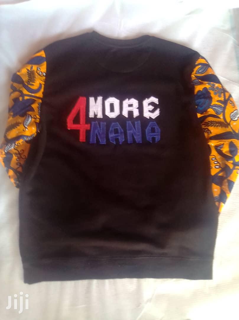 Archive: Africa Print Designed Hoodies And Sweatshirts