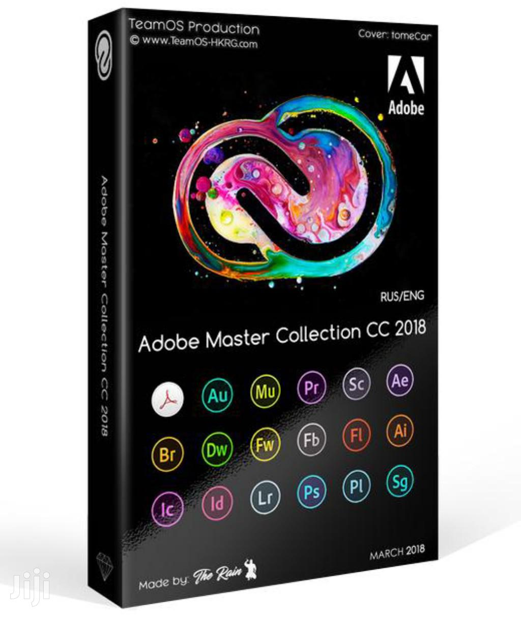 Archive: Adobe Master Collection