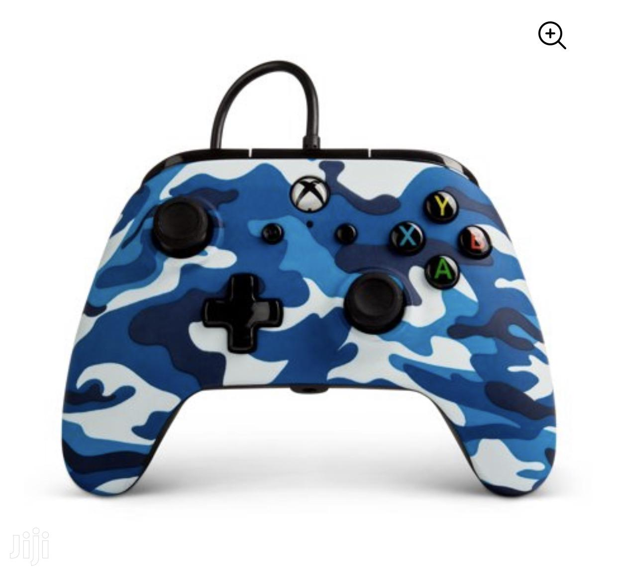 Xbox One Wired Controller for PC