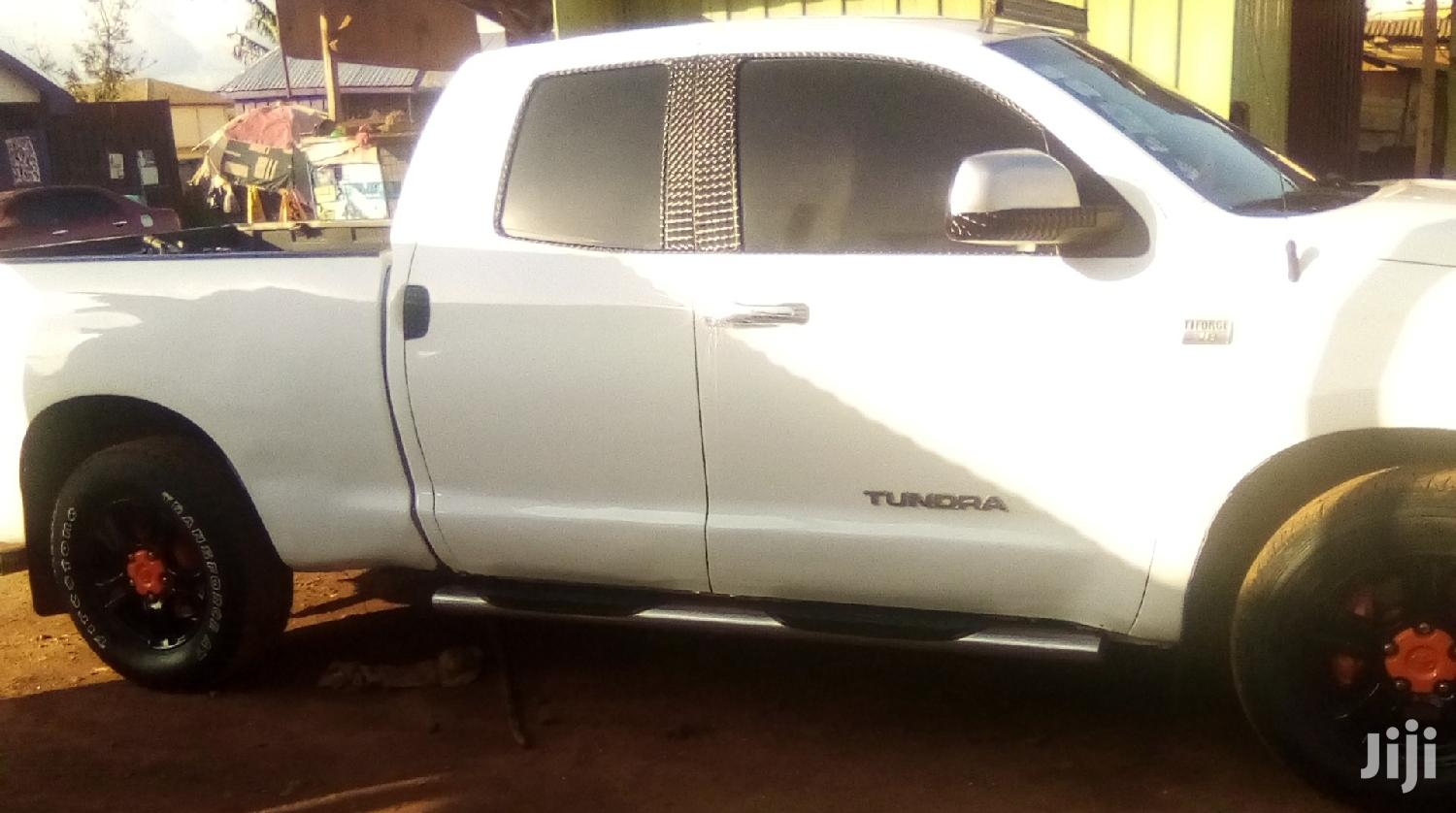 Toyota Tundra 2008 White | Cars for sale in Accra Metropolitan, Greater Accra, Ghana