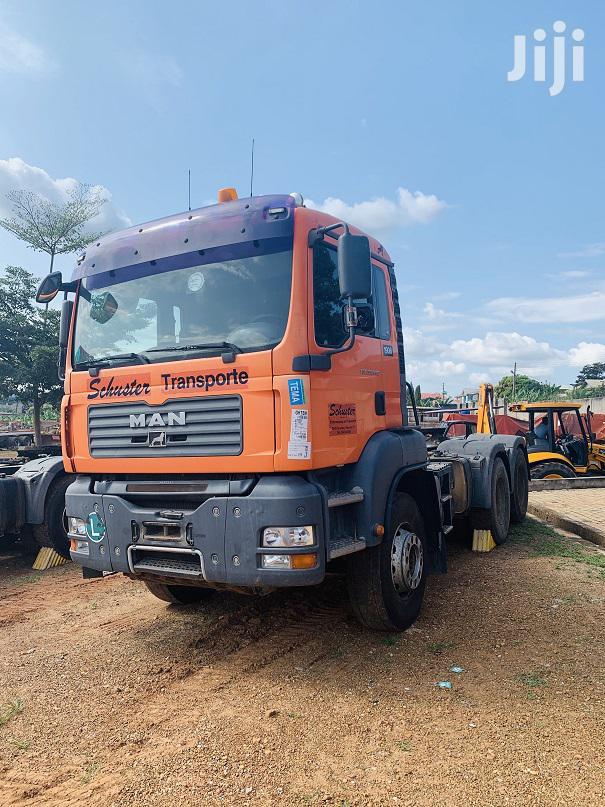 6 X 4 M.A.N Head Truck 33.440