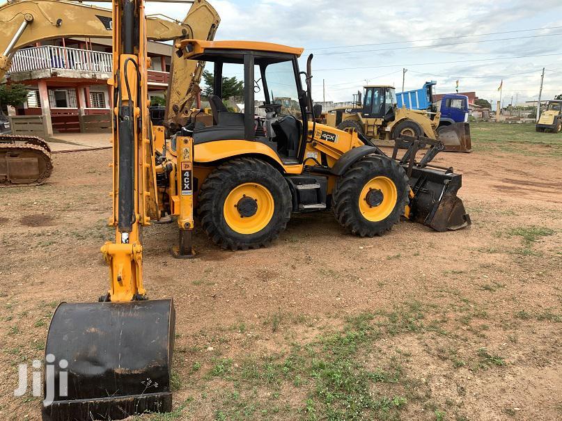 Jcb 4cx Backhoe Loader | Heavy Equipment for sale in Kumasi Metropolitan, Ashanti, Ghana