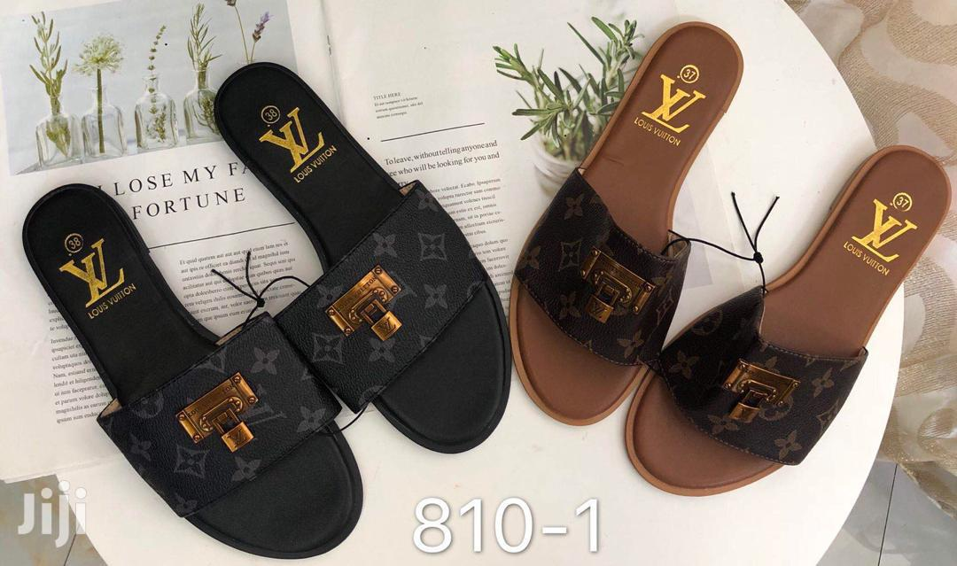 Ladies Designer Slippers   Shoes for sale in Accra Metropolitan, Greater Accra, Ghana