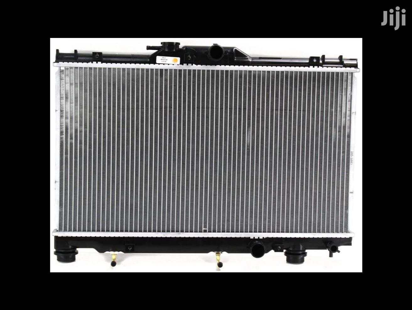 A New Radiator For Toyota Fortuna Diesel Engine On Sale