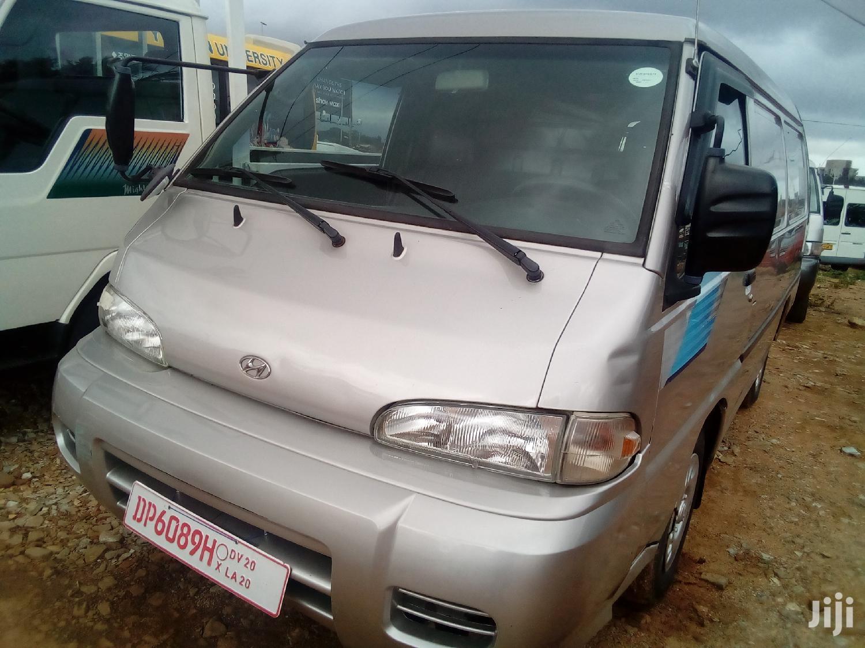 Hyundai Grace, H100 For Sale At City Royals Motors