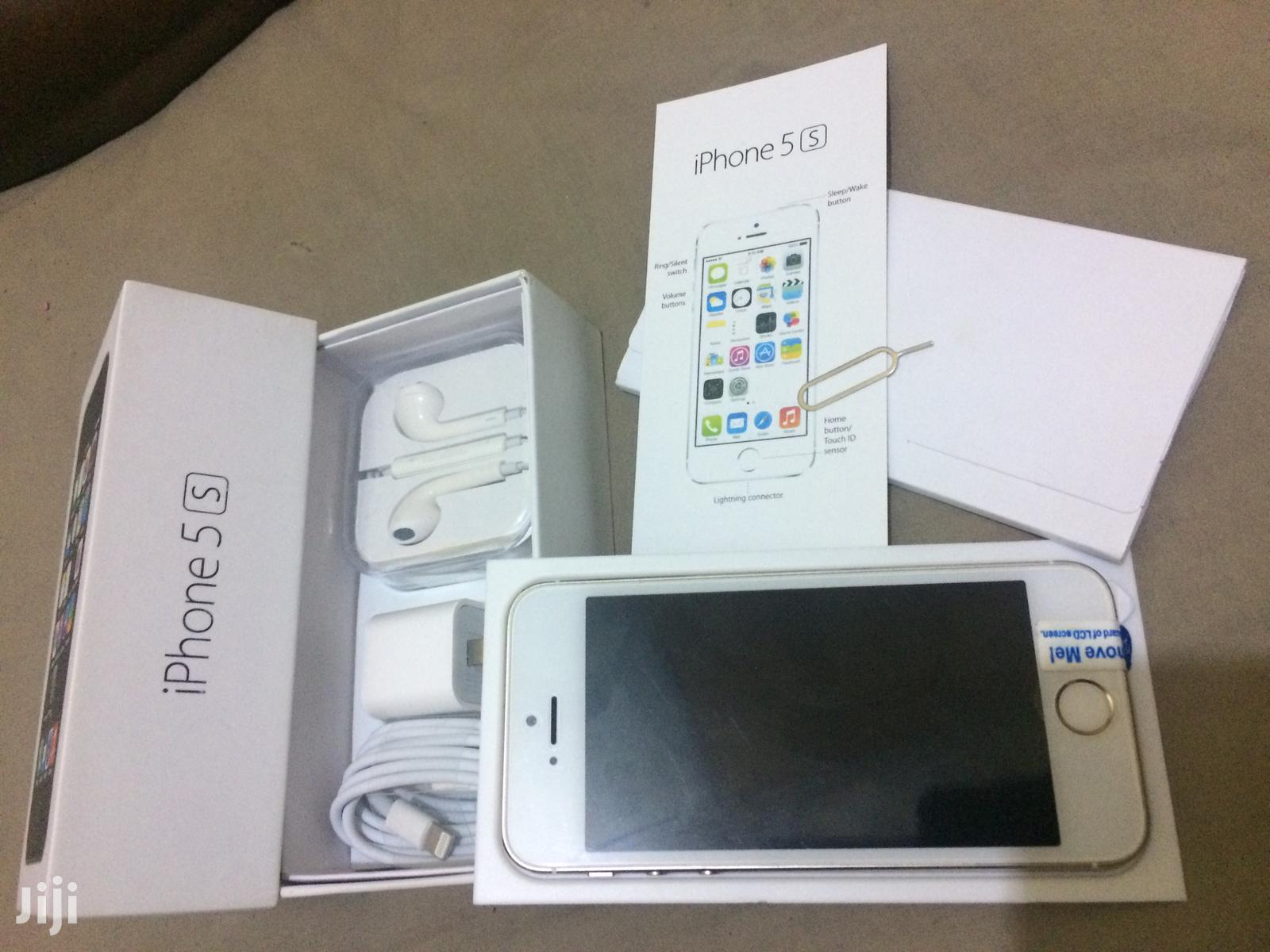 New Apple iPhone 5s 16 GB Gray   Mobile Phones for sale in Accra Metropolitan, Greater Accra, Ghana