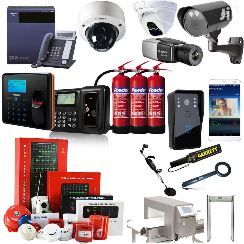 Total Home & Office Security And IT Services