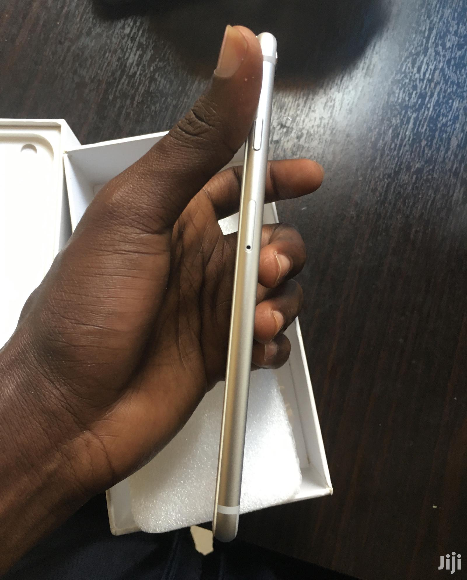 New Apple iPhone 6s Plus 64 GB Silver | Mobile Phones for sale in Lartebiokorshie, Greater Accra, Ghana