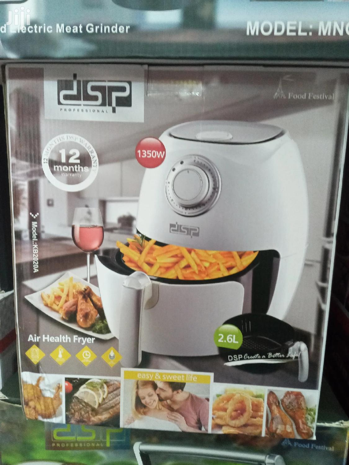 Air Fryer Available