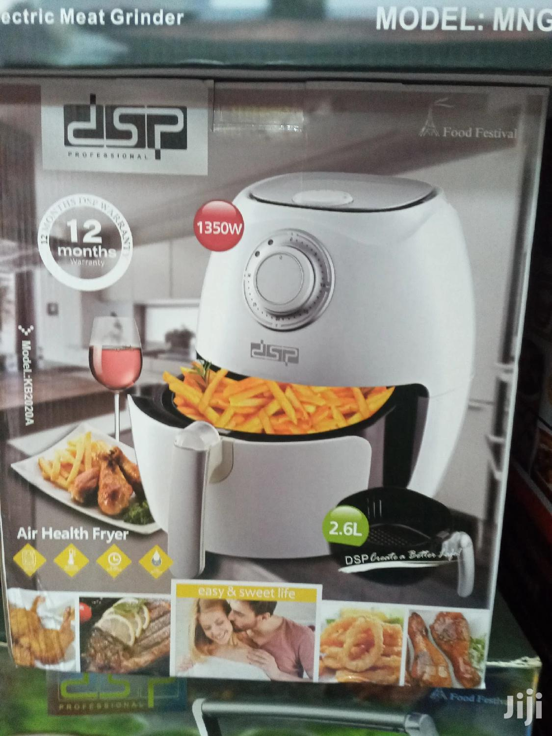 Air Fryer Available | Kitchen Appliances for sale in Dansoman, Greater Accra, Ghana
