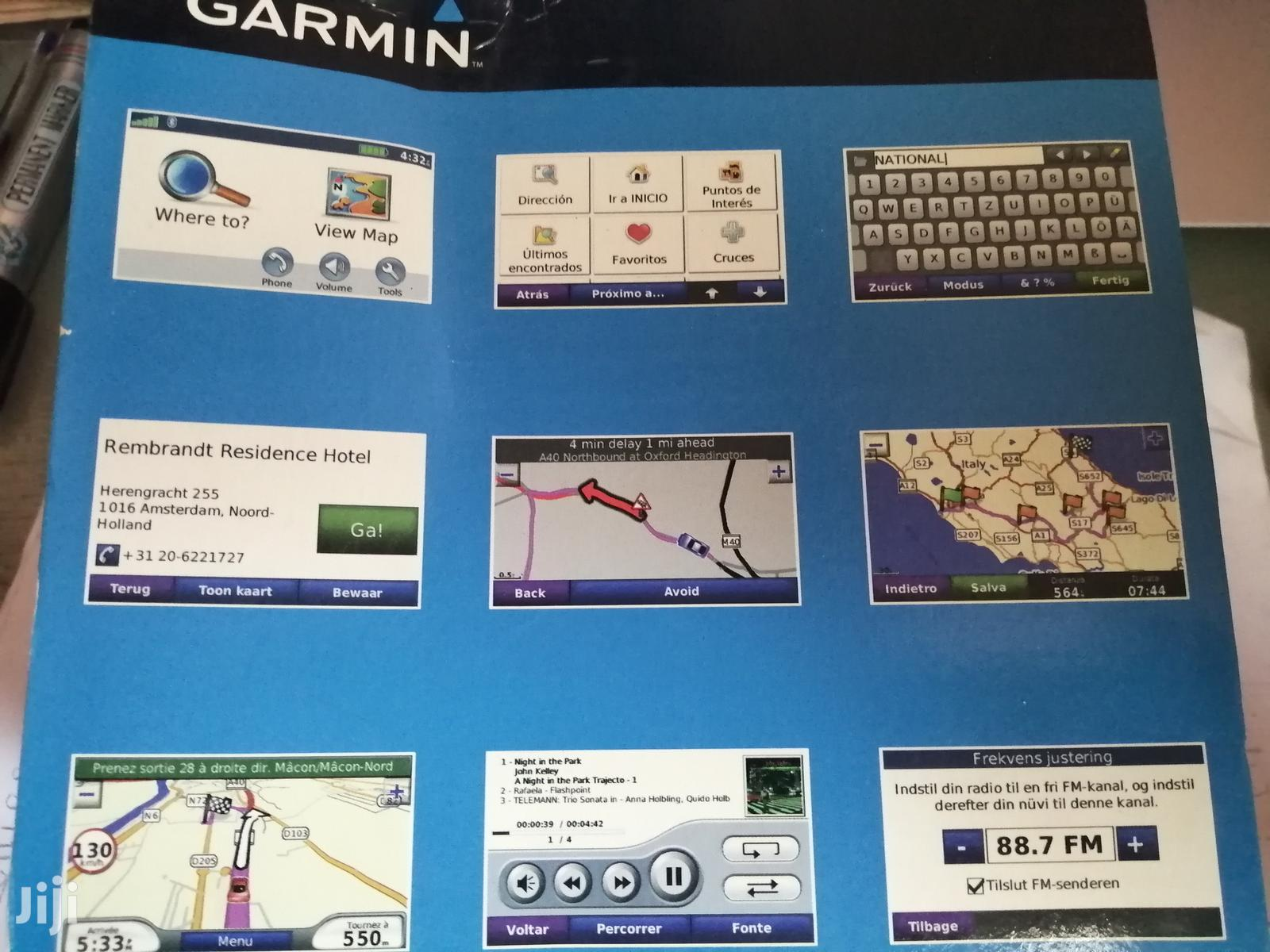 Garmin Nuvi 760 – 4.3 Inch GPS, Bluetooth | Vehicle Parts & Accessories for sale in Darkuman, Greater Accra, Ghana