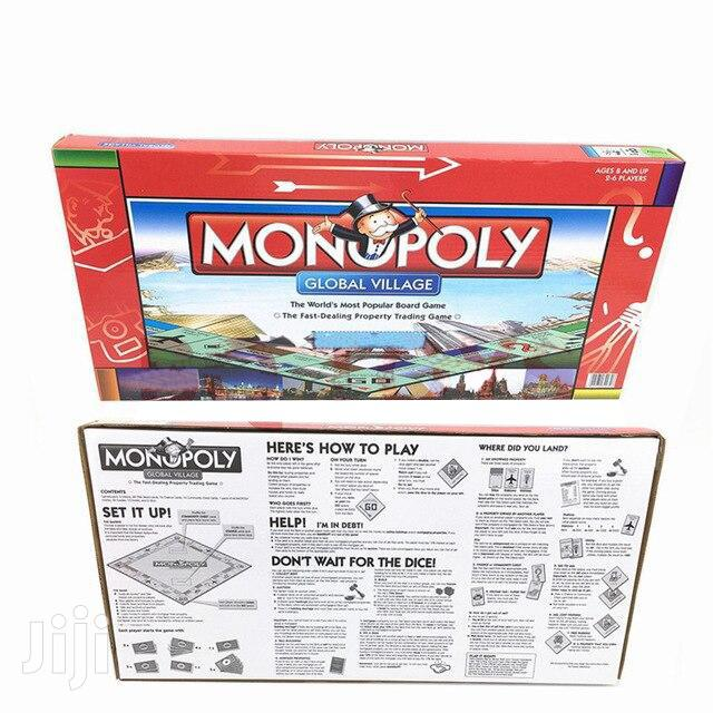 Monopoly Global Village (Board Game) | Books & Games for sale in Awutu Senya East Municipal, Central Region, Ghana
