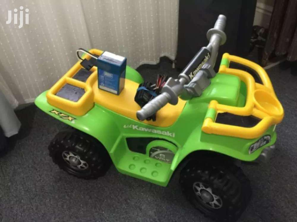Archive: The Power Wheels Kawasaki Motor For Kids