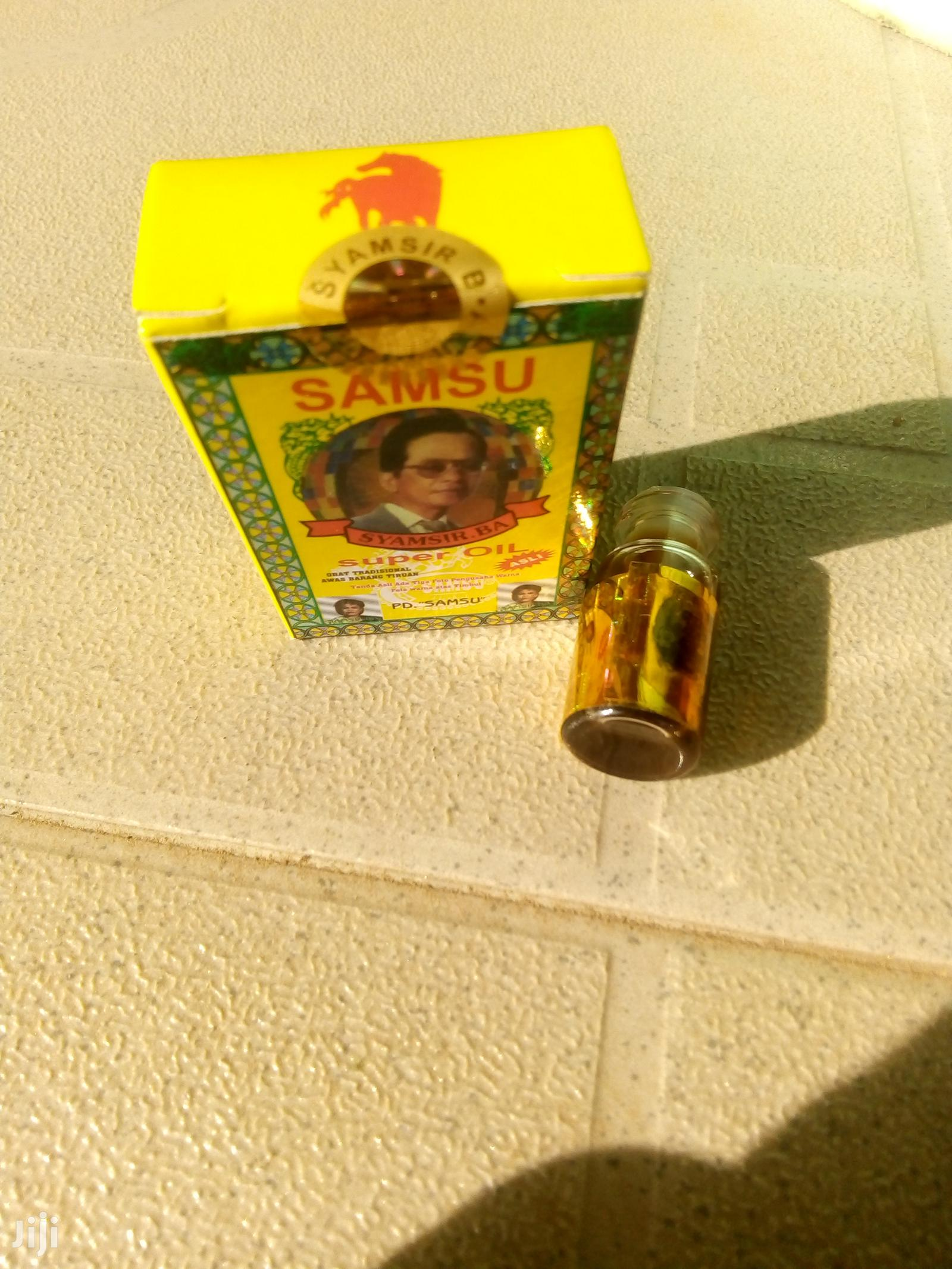 Archive: Samsu Oil For Men