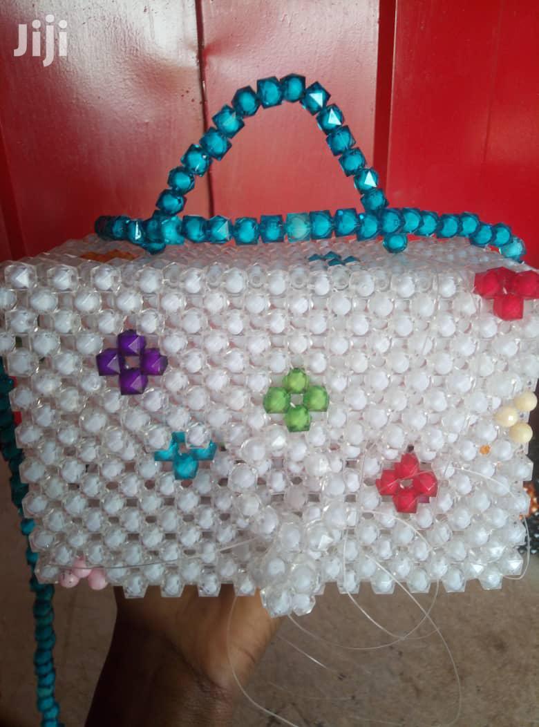 Archive: Beads Handbag