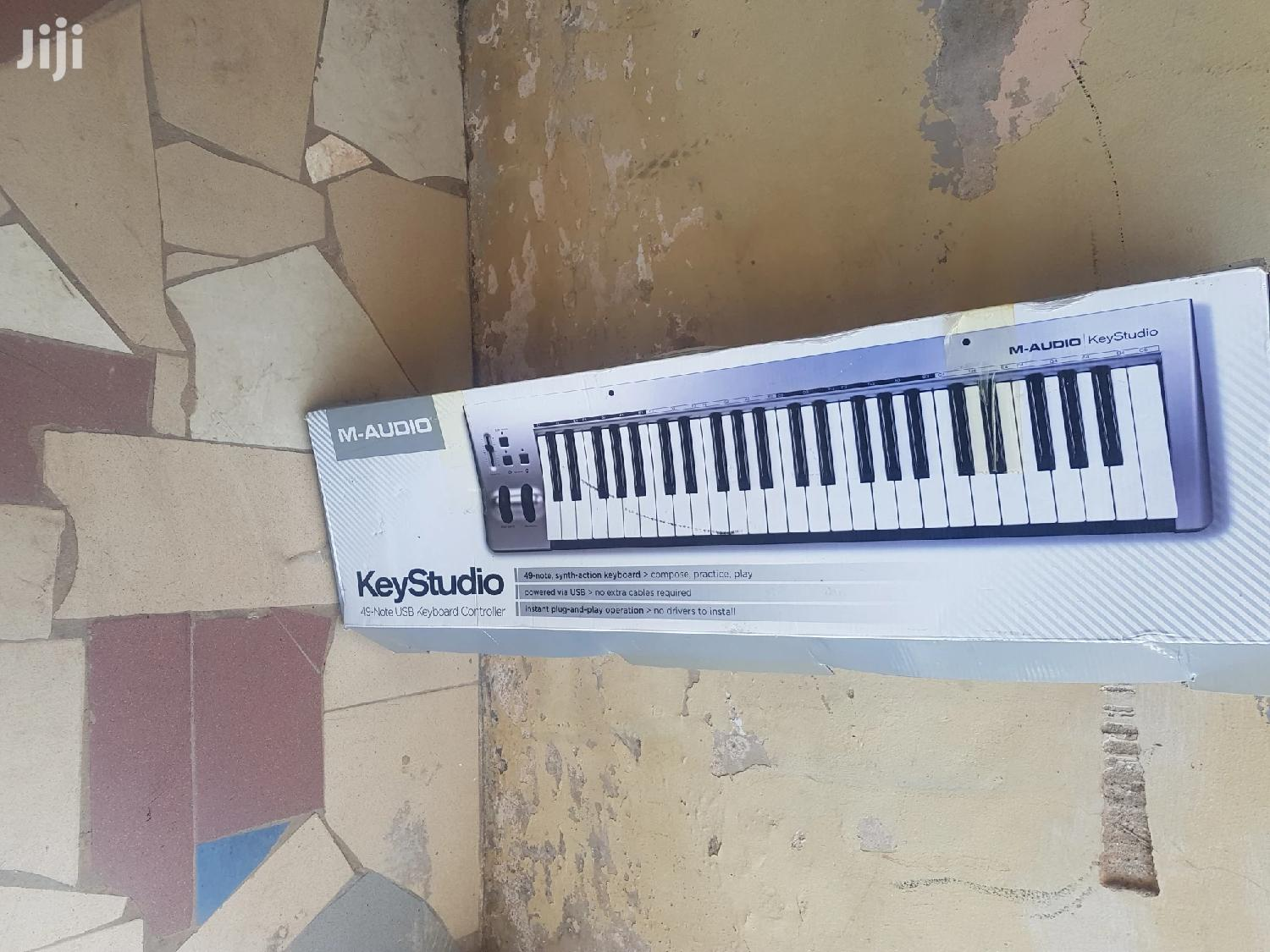 M-Audio Key Studio MIDI Keyboard | Musical Instruments & Gear for sale in Ga East Municipal, Greater Accra, Ghana