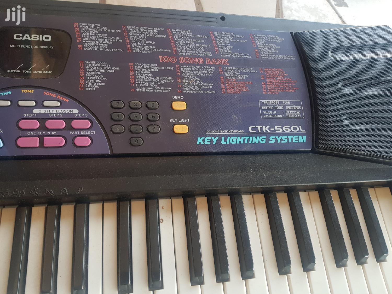 Casio CTK560L Keyboard