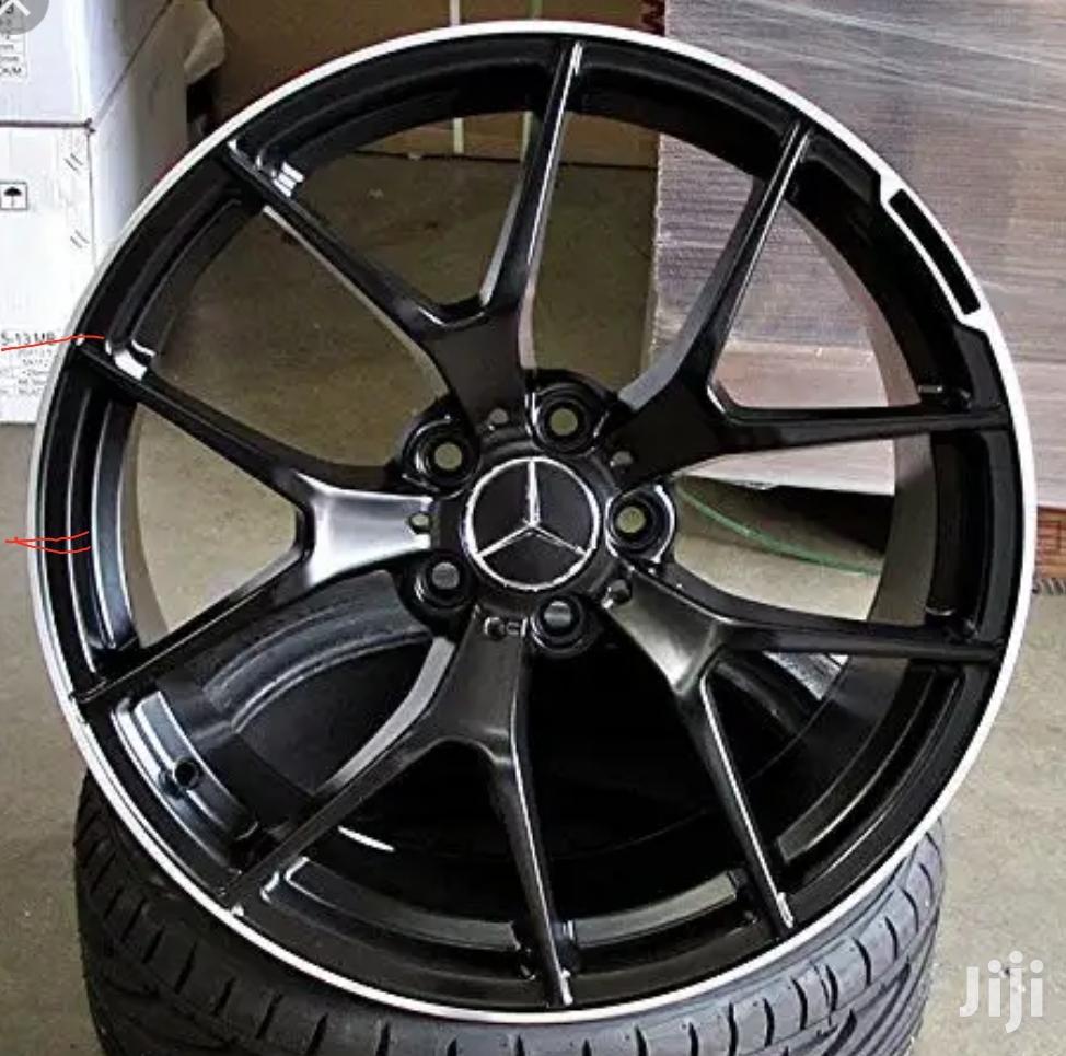 Mercedes Benz Rims