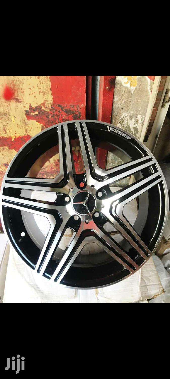 Mercedes Benz Rims | Vehicle Parts & Accessories for sale in Abossey Okai, Greater Accra, Ghana