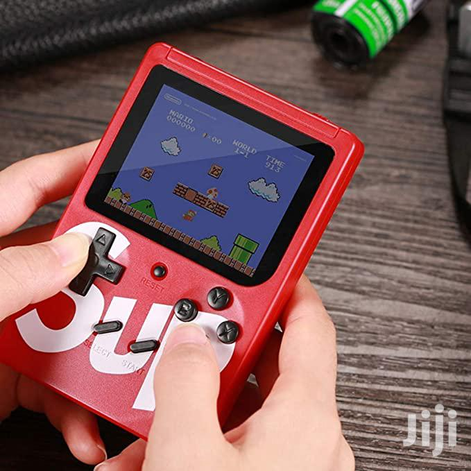 Archive: Sup Game Console 400 In 1