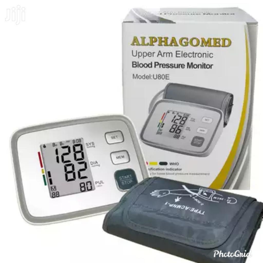 Archive: Digital Blood Pressure/Bp Monitor