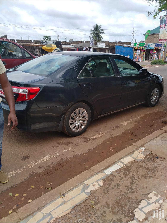 Toyota Camry 2012 Black | Cars for sale in Sunyani Municipal, Brong Ahafo, Ghana
