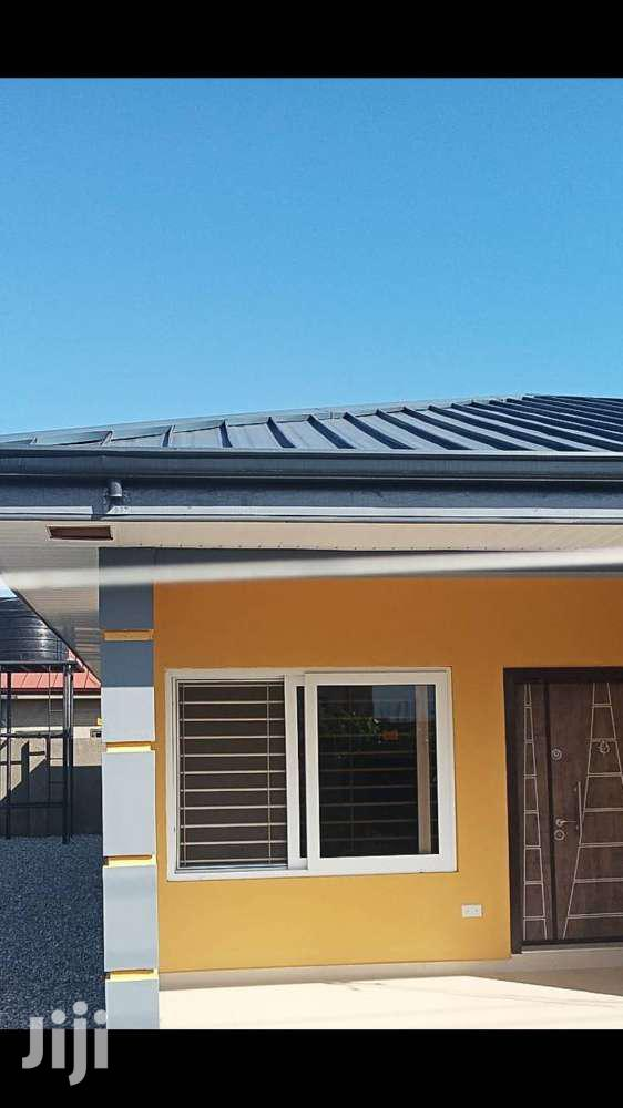 Archive: Lovely 2 Bedroom Self Compound for Rent 1 Year