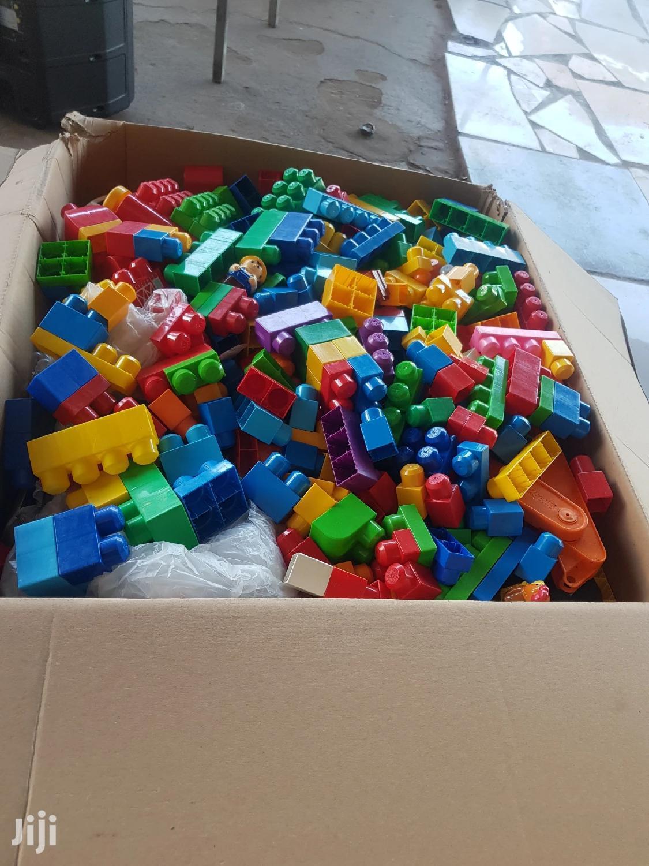 Mega Bloks (Lego)Building Blocks 150 Pieces