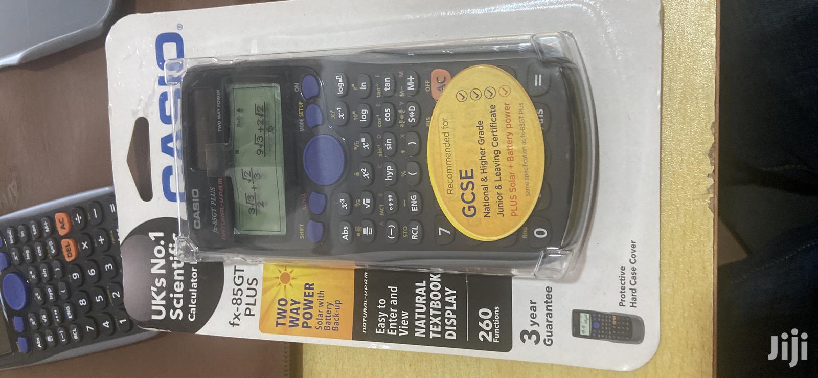 Archive: Original Casio FX-85GT Plus Scientific Calculator