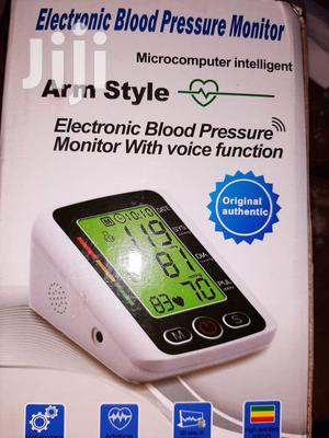 Fully Automatic Blood Pressure Monitor   Medical Supplies & Equipment for sale in Greater Accra, Madina